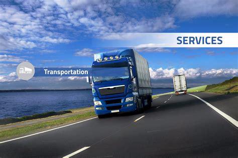 transportation services blue core logistics blue core