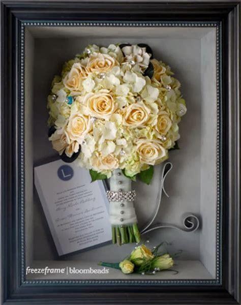 Frame Your Wedding Flowers: Wedding Flower Preservation