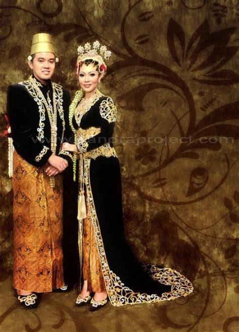 baju pengantin adat jawa kebaya pengantin jawa
