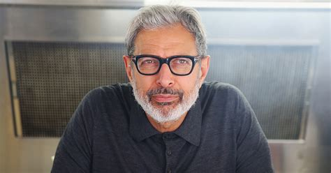 Ordered To Stay Away From Jeff Goldblum by Jeff Goldblum Has Teased Some Details About Quot Jurassic
