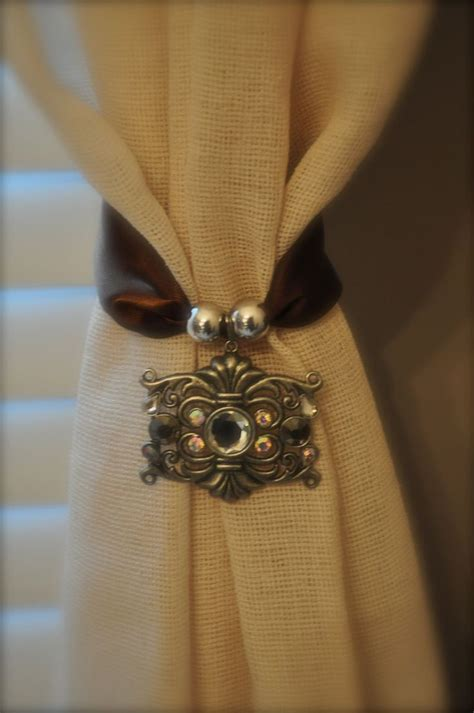 curtain tie back ideas moroccan curtain tie backs interesting holder best