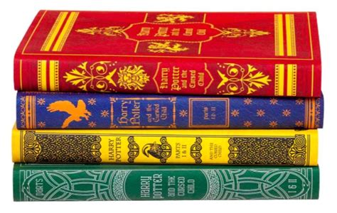 house colors harry potter books you can now buy hogwarts house themed quot harry potter quot books