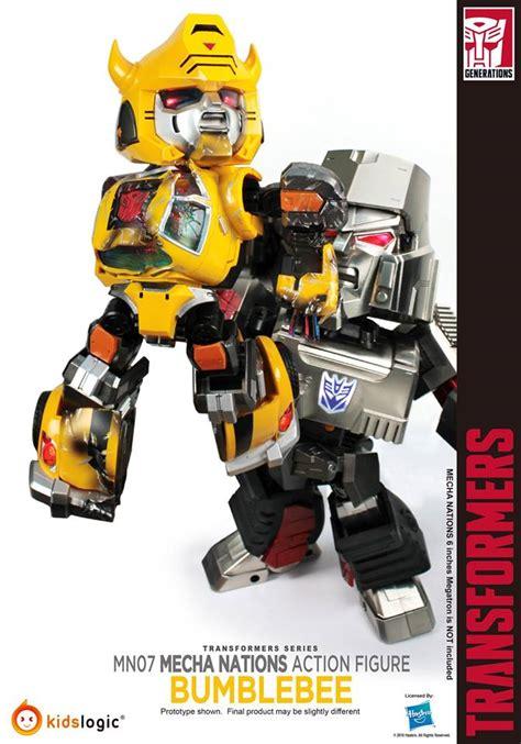 Bumblebee Transformers G1 Logic Mini Deformed chimungmung shop