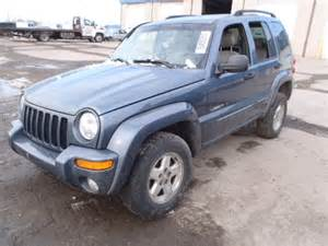 Used Jeep Liberty Parts For Sale Used 2002 Jeep Liberty Li For Sale In Mi Woodhaven Lot