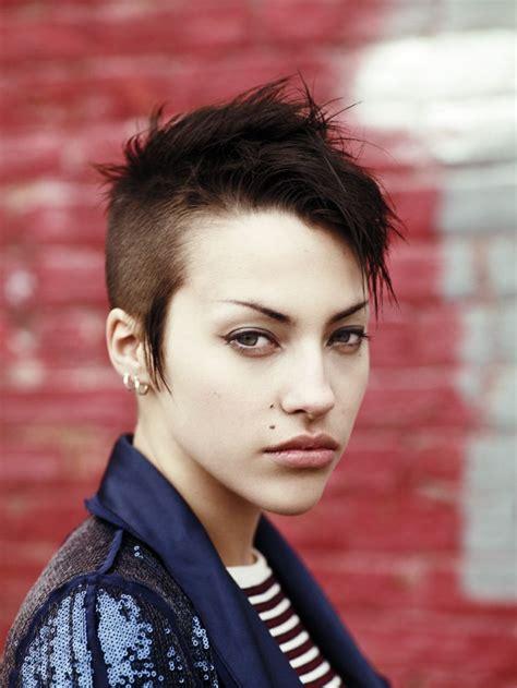 womens sideburn care 129 best short hair don t care images on pinterest