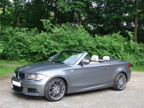 Bmw 1er Cabrio 18 Zoll by 2007 Bmw 120d Cabrio Automatic E88 Related Infomation