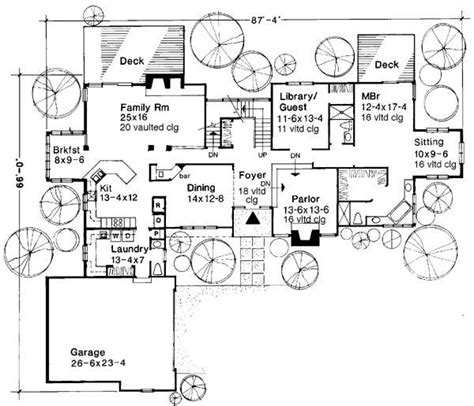 winchester mystery house floor plan the house the world