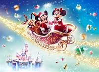 Wallpaper  Fond D&233cran Disney Mickey &amp Minnie Pluto Magie