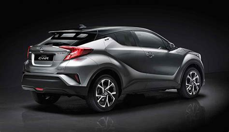 suv toyota chr toyota c hr 2017 is ready todays salt