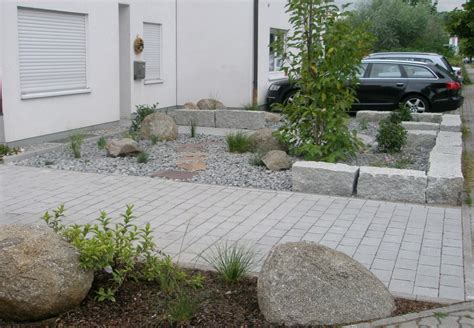 Gestaltung Eines Gartens by Gestaltung Eines Vorgartens Mit Eingangsbereich G 228 Rten