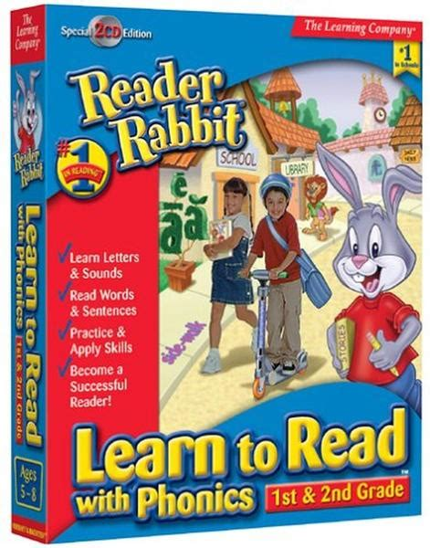 barrington learns to read books reader rabbit learn to read with phonics 1st 2nd grade