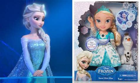 history of the frozen doll frozen dolls sell out shop limits customers to one