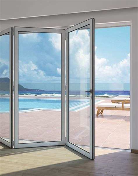 Slide And Fold Patio Doors Aluminium Fold And Slide Patio Door Pa 460 Aluminco Favorite Spaces In The Home
