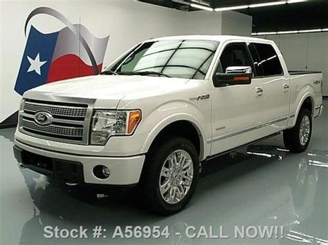 how to sell used cars 2012 ford f150 auto manual purchase used 2012 ford f150 platinum 4x4 ecoboost sunroof nav 20 s texas direct auto in