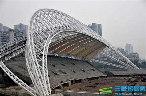steel space truss structure building jpg 550 215 365