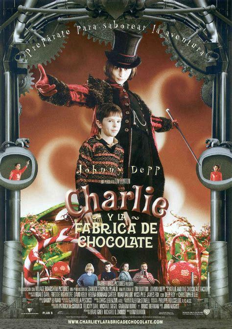 charlie y la fabrica descargar charlie y la fabrica de chocolates en castellano gratis