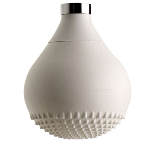 silicone per doccia soffione in silicone bianco drop