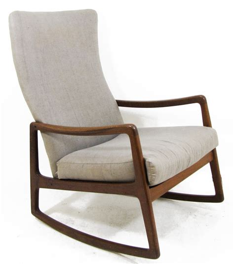 modern rocking chair ole wanscher and modern rocking chairs room for ones