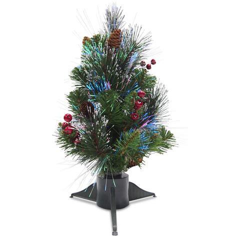national tree company 1 5 ft fiber optic crestwood spruce