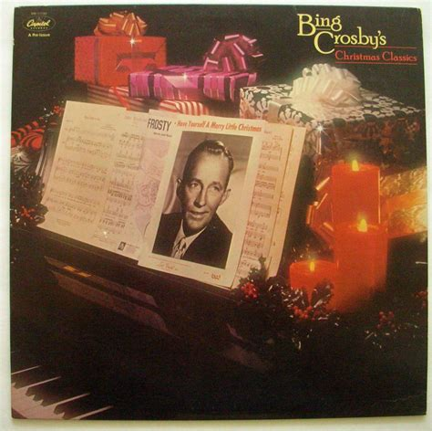 bing crosby holiday songs bing crosby s christmas classics christmas christmas