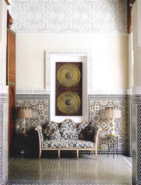 Zellij Moroccan Interiors by 25 Best Ideas About Moroccan Interiors On