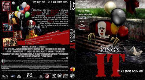 film it dvd stephen king s it by imacmaniac on deviantart