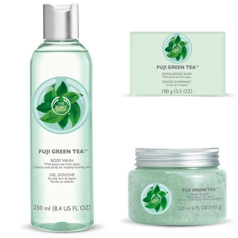 What Does Detox Soap Do by Detoxing With The Shop Fuji Green Tea Collection