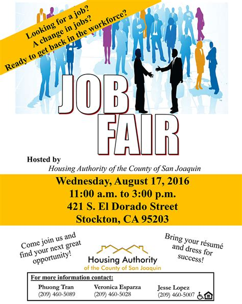 San Joaquin Housing Authority by Welcome To San Joaquin County Worknet