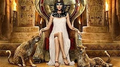youtube film kolosal romawi queen cleopatra the last queen of egypt biography