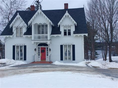 gothic revival homes for sale 1855 gothic revival in calais maine oldhouses com