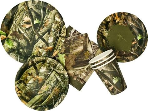 Camouflage Decorations by