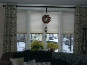 Bow Window Treatments Ideas Pics Photos Bay And Bow Window Treatment Ideas
