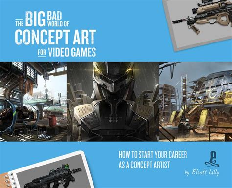 the big bad world of concept for how to start your career as a concept artist books the big bad world of concept