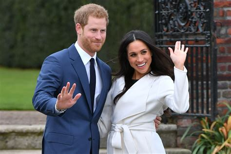 meghan markle and prince harry engaged meghan markle officially to be the royal bride