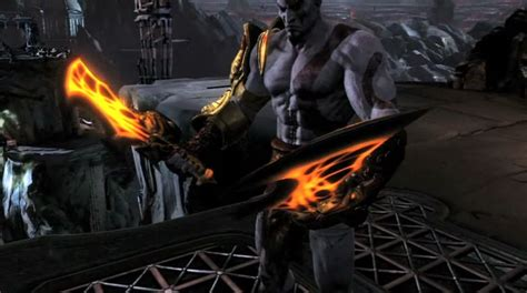 chaos god of war blades of chaos playstation lifestyle