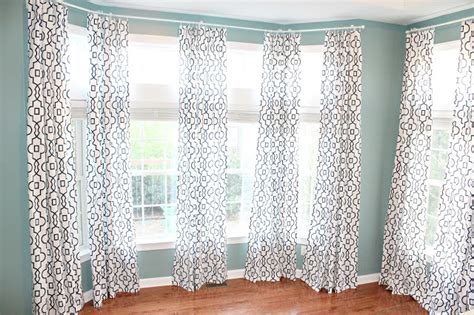 Curtains For 10 Foot Ceilings Carolina On My Mind Master Bedroom Makeover Part 2 Premier Prints Bordeaux Navy Curtains