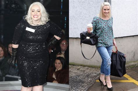 steps singer claire richards shows amazing new figure steps singer claire richards shows amazing new figure
