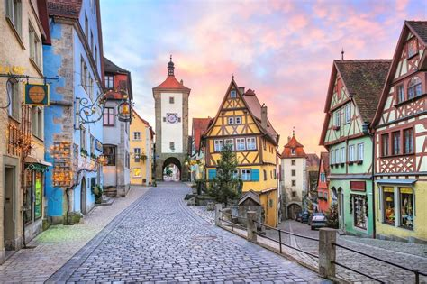 small towns the 10 most magical small towns for your trip to germany