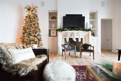 holiday decor traditional living room richmond by jennifer stoner interiors cc and mike s christmas living room decor cc mike