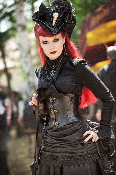 elegant goth hairstyles 602 best steunk people and places images on pinterest