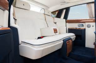 Rolls Royce Phantom Interior 2014 2014 Rolls Royce Phantom Rear Interior Seats Photo 10