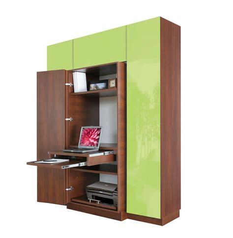 computer armoire plus home office storage contempo