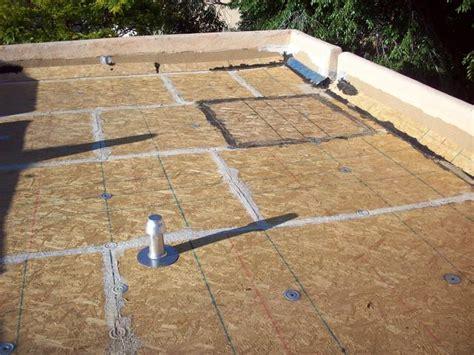 new osb roof deck hill top roofing - Decke Osb