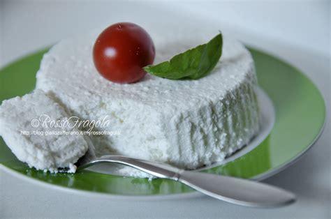 formaggio fresco fatto in casa formaggio fresco fatto in casa senza caglio rosso fragola