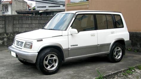 Suzuki Vitara 1999 by 1999 Suzuki Vitara Information And Photos Zombiedrive