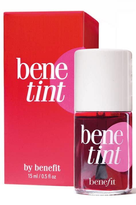 Benetint Sephora os 7 melhores produtos da marca benefit cares