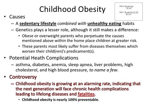 research papers on childhood obesity childhood obesity