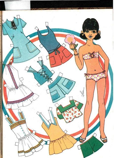 china doll 1975 1303 best paper dolls as sand images on