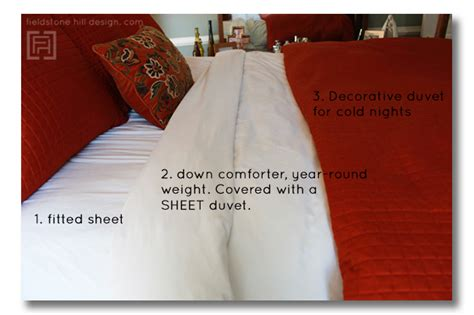 how to make a comforter lessons in design how to make a luxury bed fieldstone