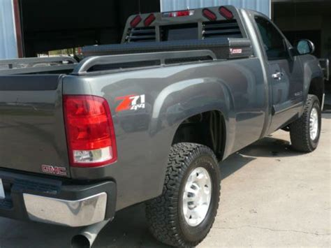 transmission control 2008 gmc sierra 2500 engine control sell used 2008 gmc sierra 2500 hd sle standard cab pickup 2 door 6 6l duramax in roma texas